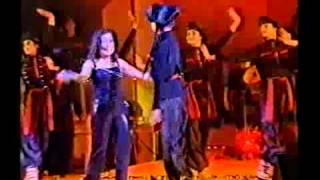 Юлдуз Усманова-Хей йигитлар (Фрагмент концерта 2000 г)