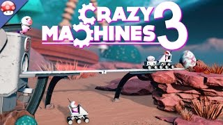 Crazy Machines 3 Gameplay PC HD [1080p 60fps]