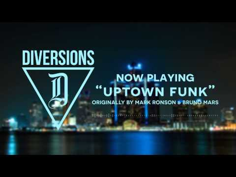 Diversions - Uptown Funk (Mark Ronson & Bruno Mars) - Punk Goes Pop Style Cover