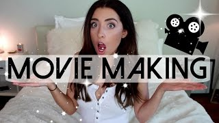 I'M STARRING IN A MOVIE?! #AskLaurenElizabeth