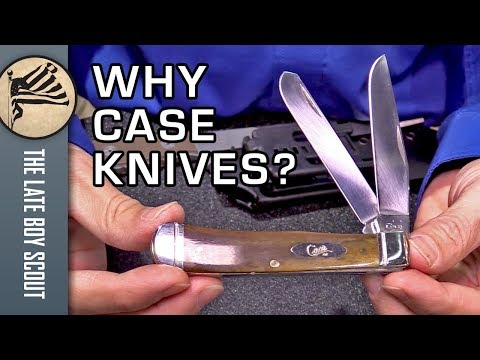 Case Knives: Gateway to Traditional Folders