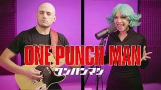 One Punch Man Opening 2 Full [ESP/LAT] Cover: Seijaku no Apostle - Jam Project 👊