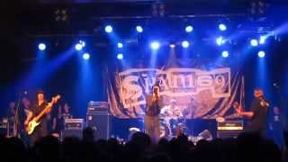 Sham 69 - George Davis is Innocent (live @ Punk & Disorderly 2014 Astra Berlin, 11.04.2014)