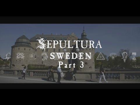 SEPULTURA - STUDIO DIARY 3