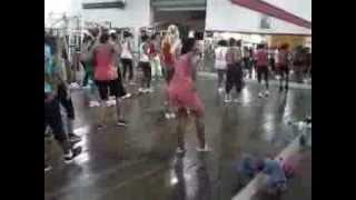 Zumba Tony Mandell Carribéan Fitness By Vanessa Laigle