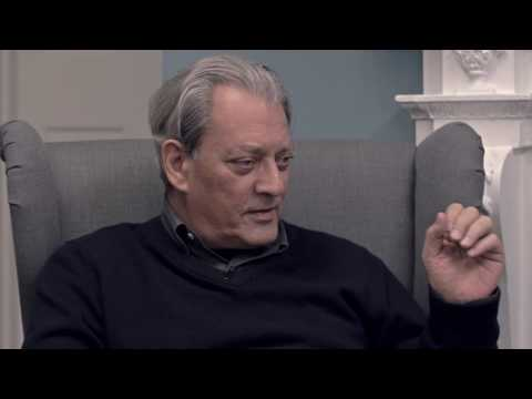 Paul Auster on Existential Doubt, Inspiration and 4 3 2 1