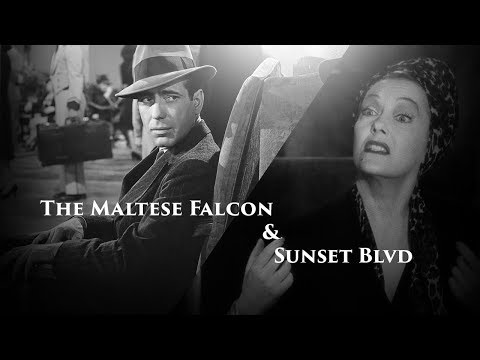 Episode 002 - The Maltese Falcon and Sunset Blvd