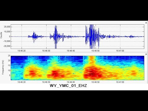 Yellowstone Caldera Sees Increase in Seismicity: Earthquake Swarm Detected [Preliminary Analysis]