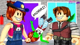 ROBLOX-WHO WON the DUEL? (Murder Mystery 2)