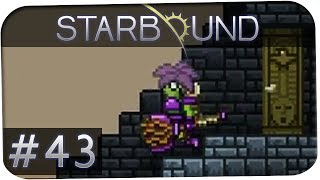 STARBOUND ☆ #43 - VIOLIUM Rüstung! ☆ Let's Play Together Starbound