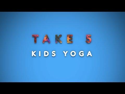TAKE 5 Kids Yoga