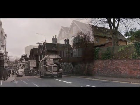 Guildford Then and Now