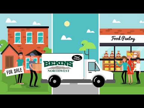 Donate your food when you move and we'll take it to the local food bank! Over 42 million Americans face hunger every day. You can make a difference by donating your non-perishable food when you move, and you can even save money doing so (less weight = cheaper long distance move)!