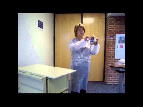 Sterile Technique Demo