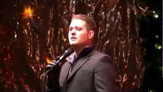 Winter Wonderland - Michael Bublé - live