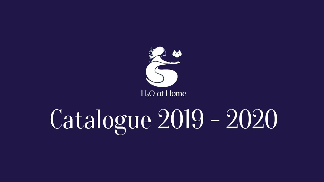 H2o At Home Catalog 2020.H2o At Home Nouveau Catalogue 2019 2020