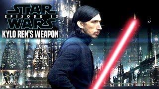 Star Wars Episode 9 Kylo Ren's Super Weapon! Leaked Details & Potential Spoilers
