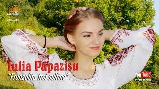 IULIA PAPAZISU . Frunzulita trei sulfine (oficial video)