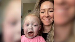 Schwer krankes Mädchen versprüht Lebensfreude pur – und begeistert Millionen Fans auf Tiktok