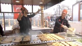 Tarihi Eminönü Balık Ekmek (Davetsiz Misafir Turgay Başyayla Eminönü Ziyareti)
