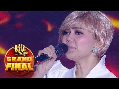 WOW! Ada Siti Nurhalizah KW Super Hadir Ke Grand Final KDI - Grand Final KDI (2/10)
