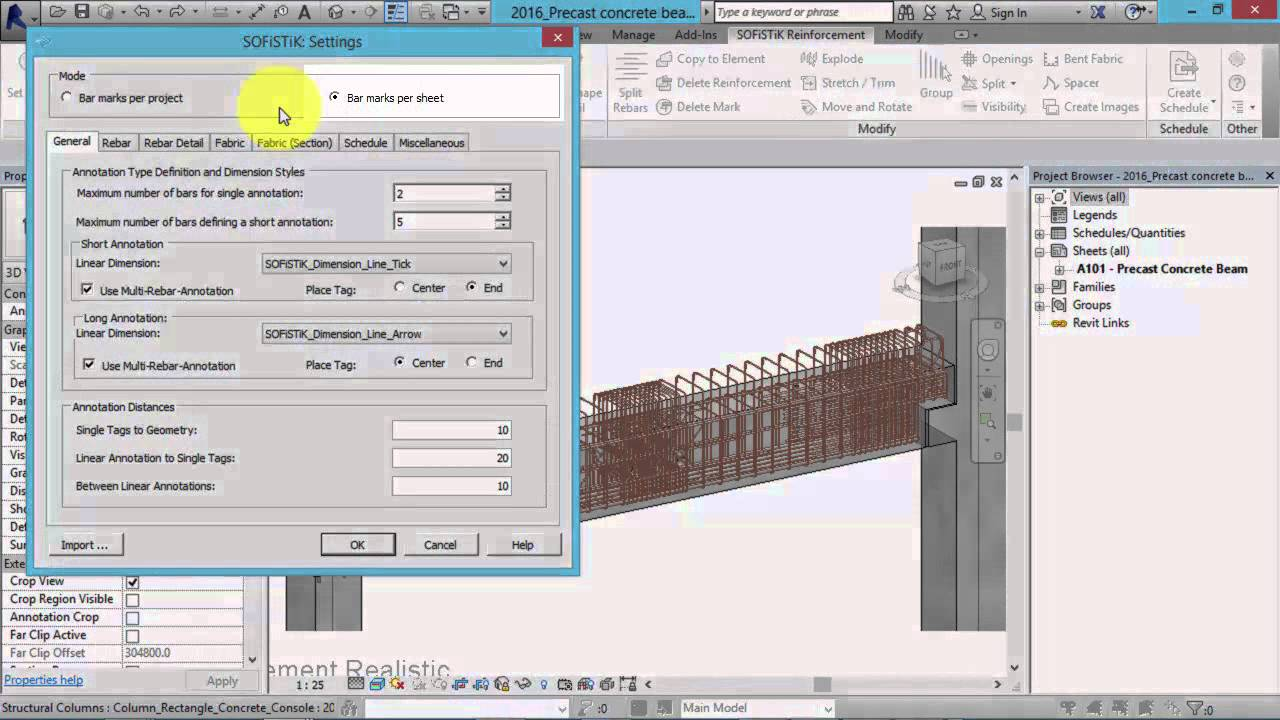 Reinforcement Detailing | SOFiSTiK AG
