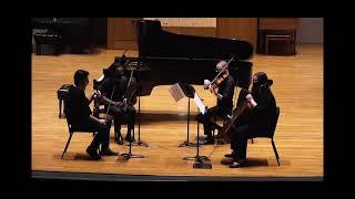 Joshua Lee Flower - String Quartet in G minor, I: Motion