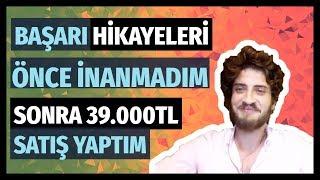 Öğrencimiz Kemal 1 Ayda 39 Bin Tl 'ye Nasıl Ulaştı?