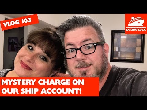 Mystery Charge on Ship Account
