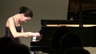 Young-Hyun Cho - Debussy Estampes, III. Jardins sous la pluie