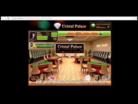 Обзор онлайн казино Cristal Palace