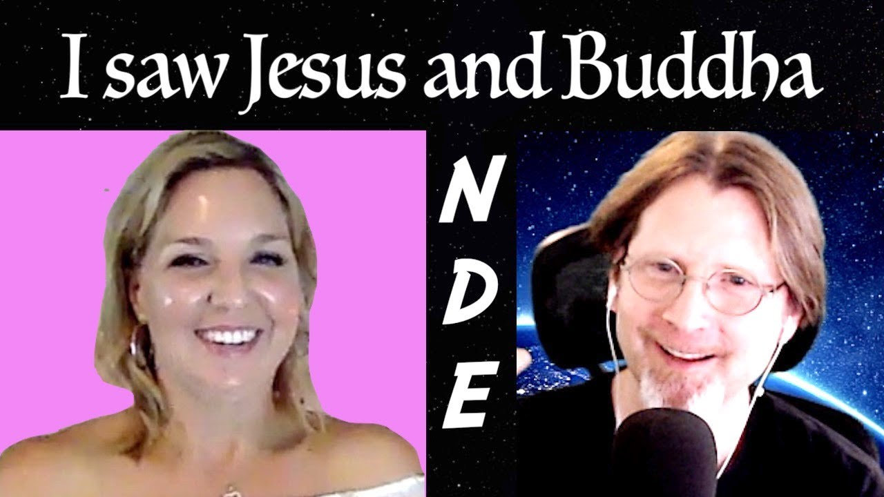 She Saw Jesus and Buddha During Her Near Death Experience