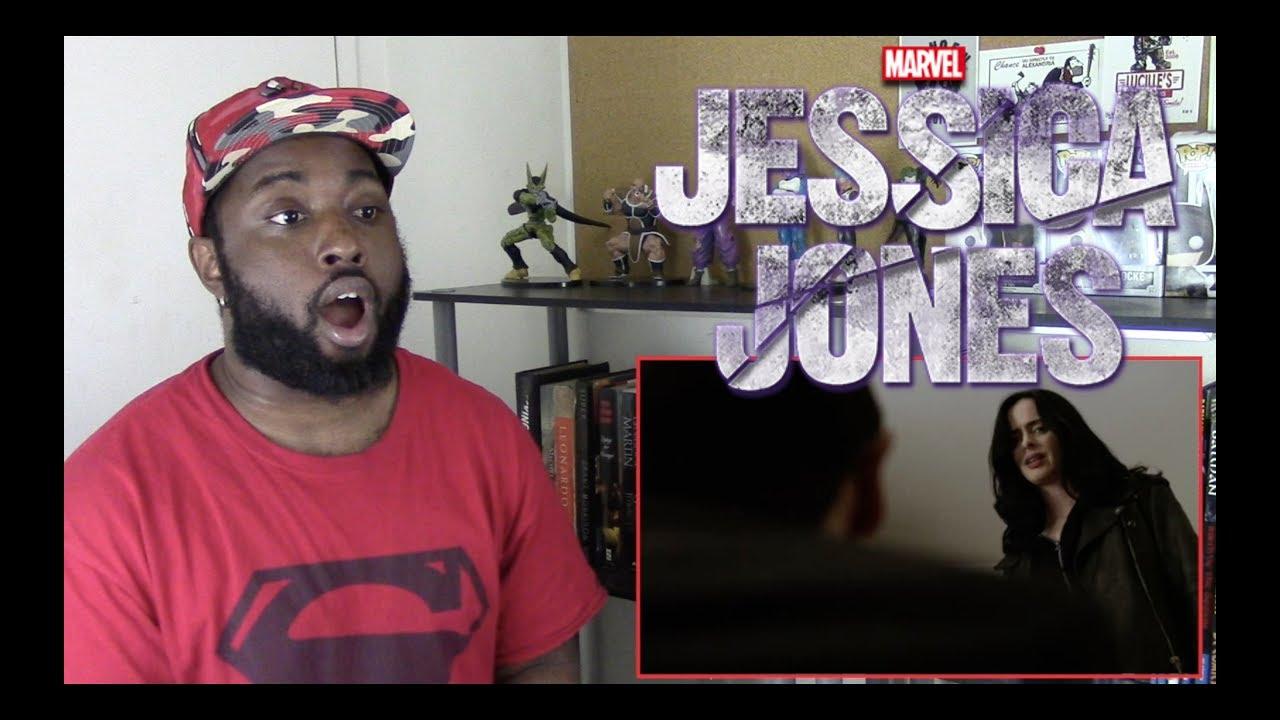 "Download Marvel's Jessica Jones REACTION - 2x2 ""AKA Freak Accident"""