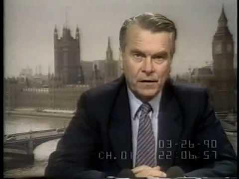 David Owen on UK Economy 1990