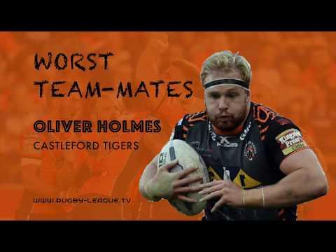 My Worst Team Mates... Oli Holmes
