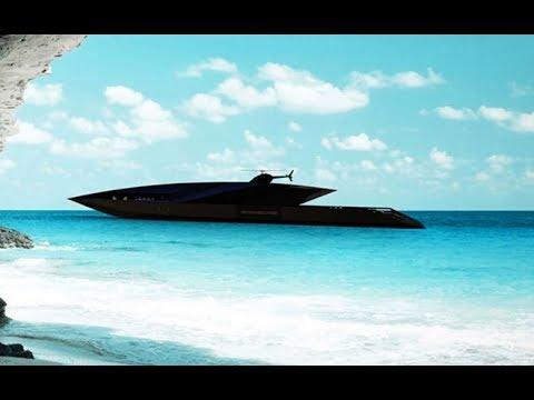 Black Swan Super YachtLIVE RICH