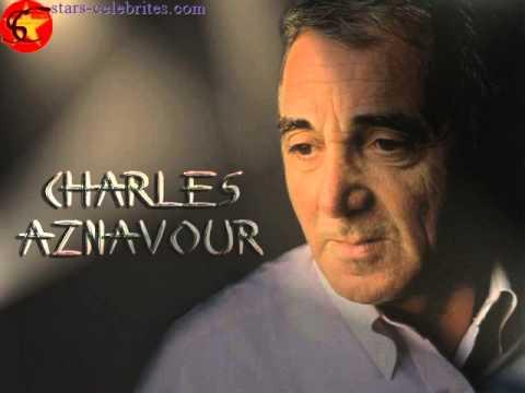 Charles Aznavour  -  Mi Perdo In Te  ( Je Meurs De Toi )
