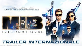 Men in Black: International | Nuovo trailer internazionale