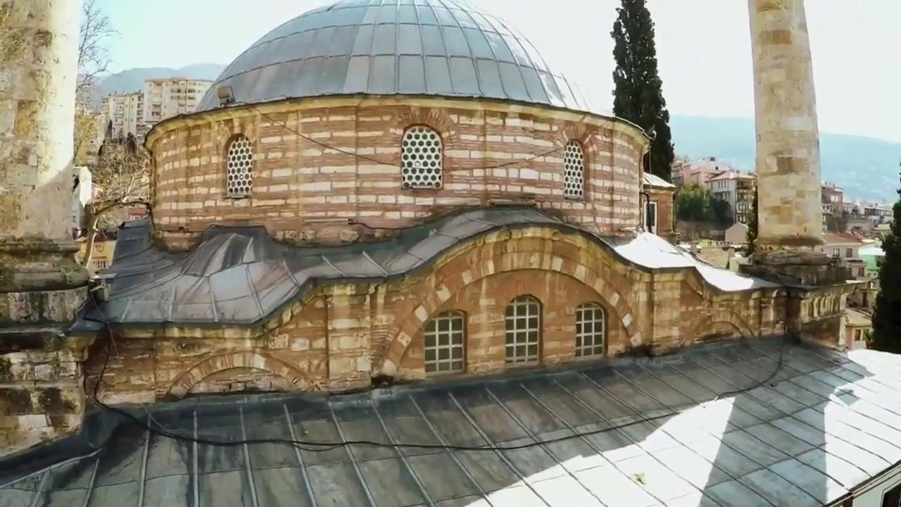 مدينة بورصة الخضراء - Bursa in Turkey HD