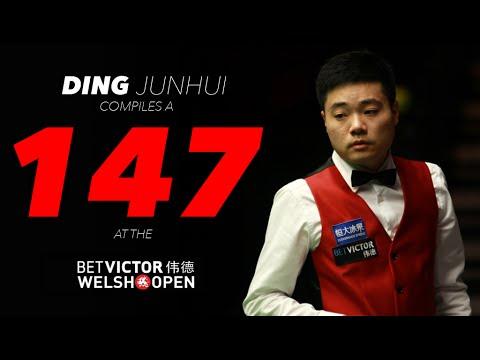 Ding Junhui 147