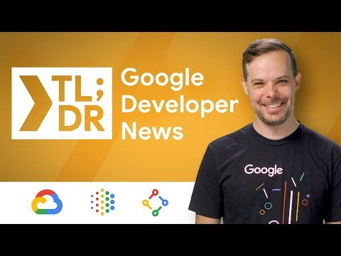 Google Cloud Data Catalog, YouTube-8M Segments, & Deep Learning Containers