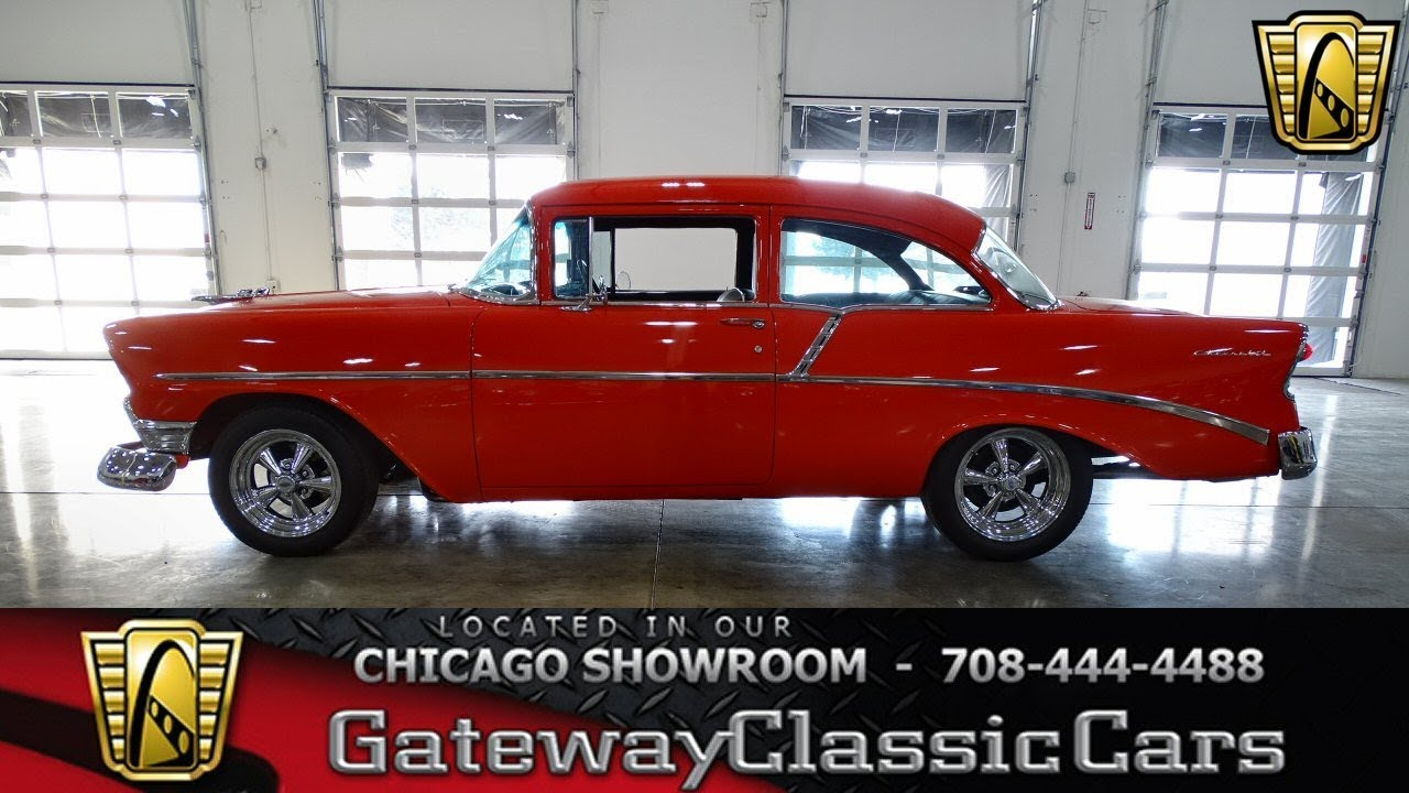 1956 Chevrolet 210 Gateway Classic Cars Chicago #1340