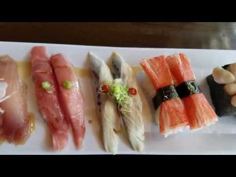 Aburi Premium AYCE Sushi in Long Beach, California