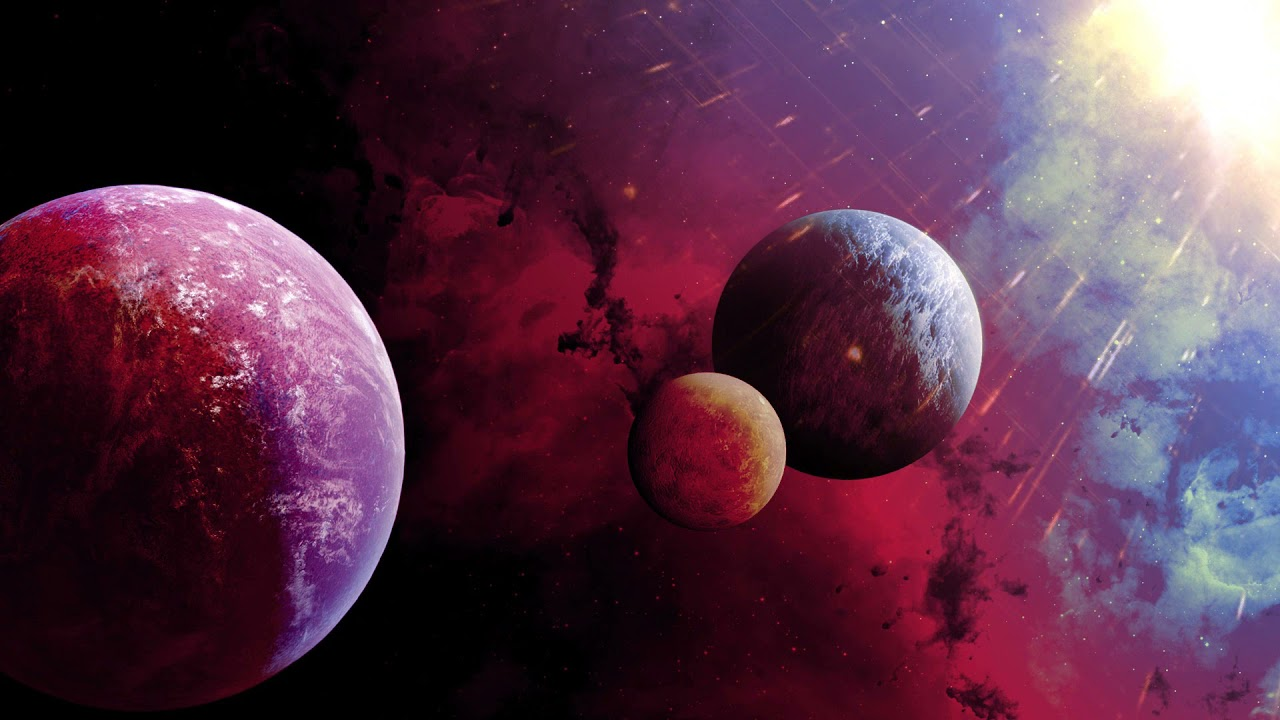 Space & sci-fi ambient | Dark epic space journey | Inspired by Vangelis & Tangerine Dream