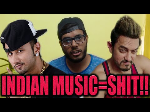 WHY INDIAN MUSIC IS TRASH?? Is it Getting any Better??