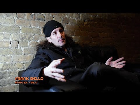 Anthrax Interview with Frank Bello on Slayer's Farewell Tour, Politics & Cover Tunes Mp3