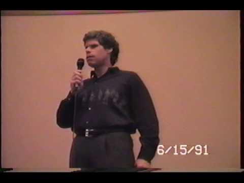 South of Oz BATB Con Q&A - Jay, Roy, Ron Perlman Part 21