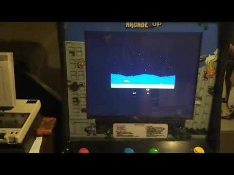 A quick look at my Arcade 1up Mod from Rietveld Rietveld