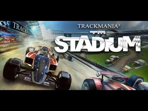 Обзор игр#4 - TrackMania 2 STADIUM (ManiaPlanet)