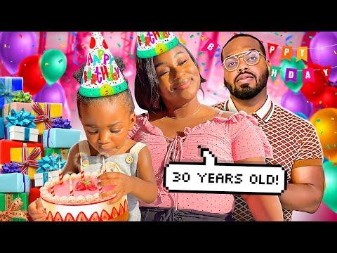TRINITYS BIRTHDAY CELEBRATION!!